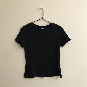 Little black tee shirt!